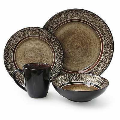 markham square dinnerware set