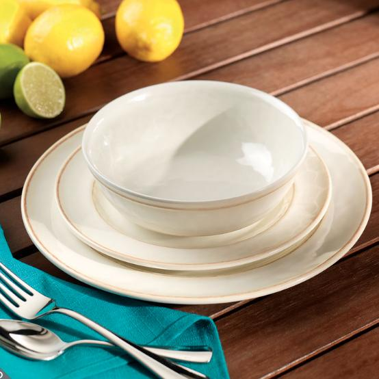 Melamine Dinnerware 12 Piece Set