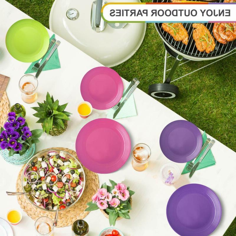 Melange Set-Dinner Plate Soup