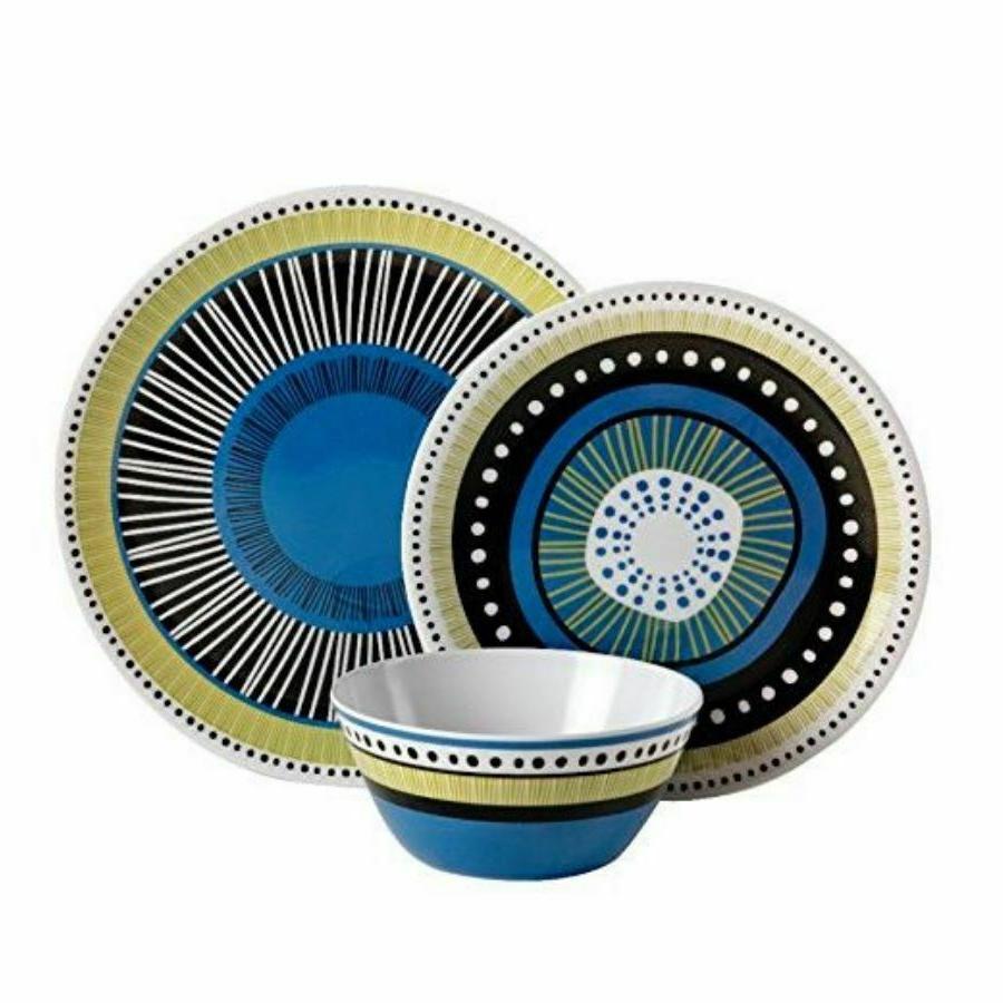 Melamine Set Bowls Tableware