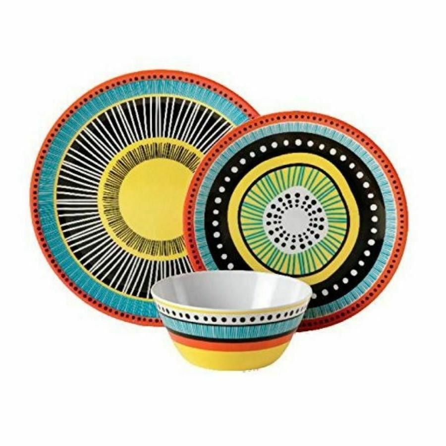 Melamine Bowls Dishes Dinner Tableware