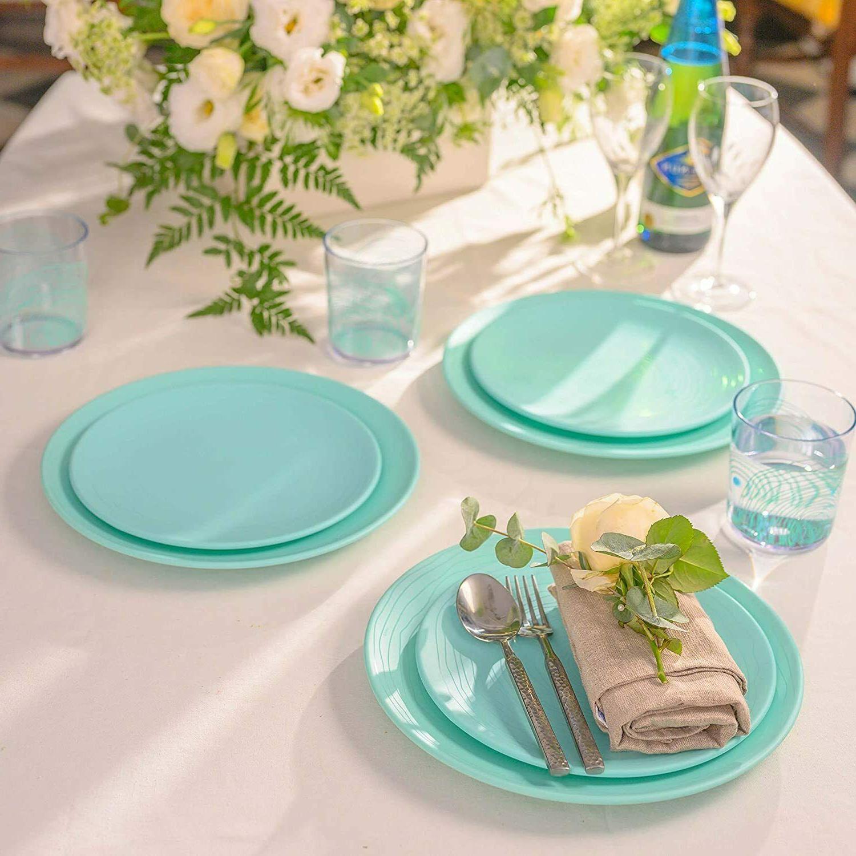 Mint Lightweight 12 Plates &