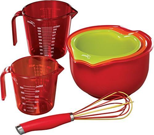 mix measure kitchen set