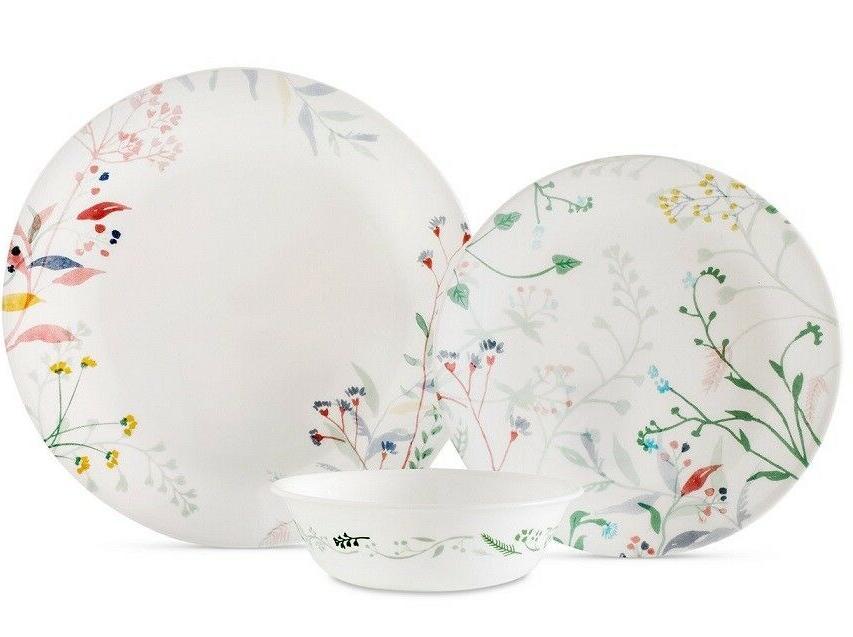 monteverde 12 piece dinnerware set service