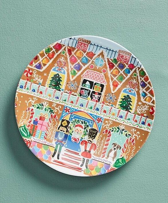 NEW ANTHROPOLOGIE TRAY SERVING DISH