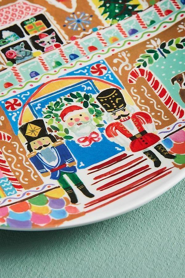 TRAY KRIS KRINGLE CHRISTMAS