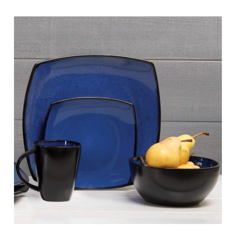 New Blue Bowls Service of Dining