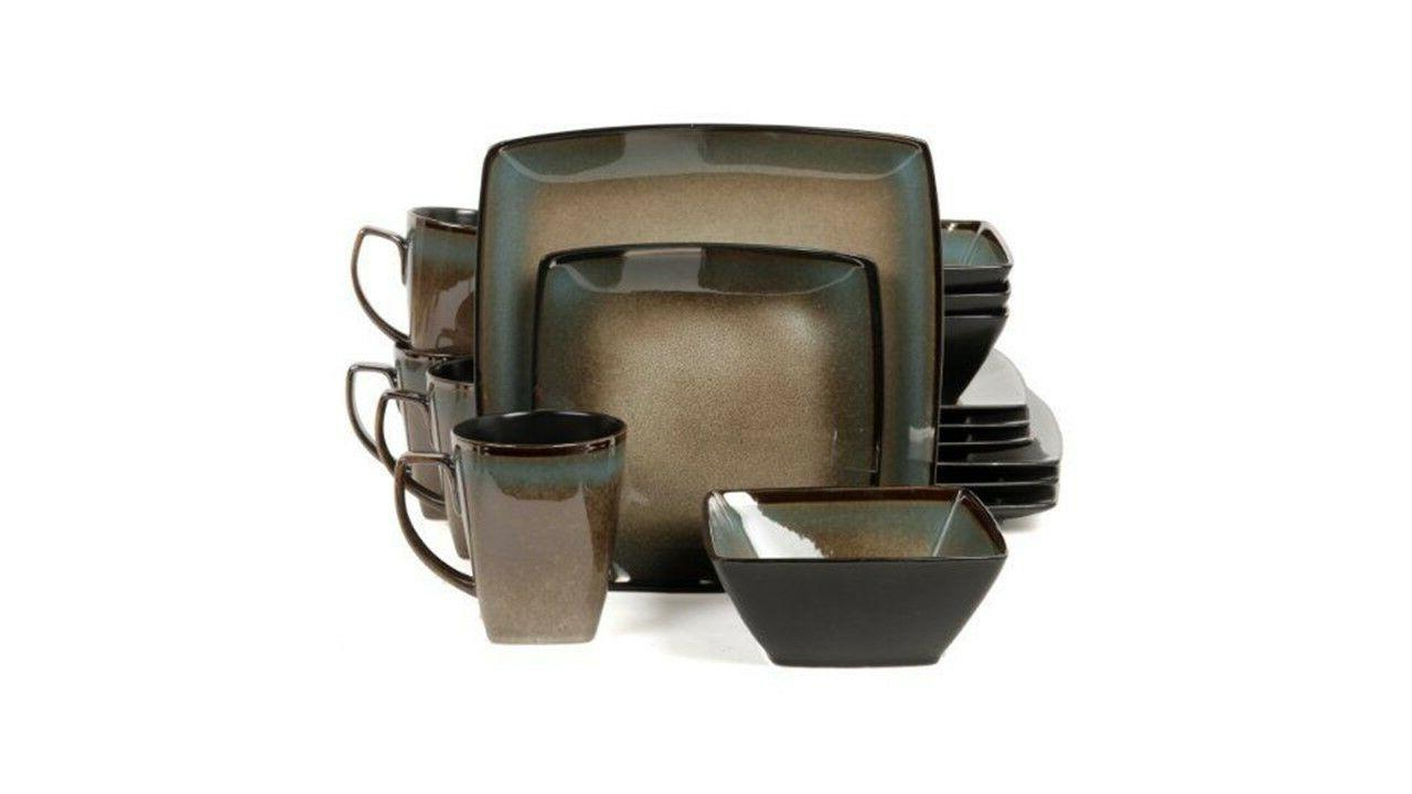new select dinnerware sets tequesta 16 pieces