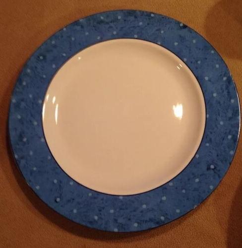 NIB Snowman Dinnerware Service for 4 Stoneware