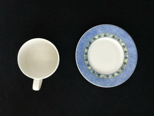 NWT Doulton CARMINA Place Settings for + 21 Pieces!