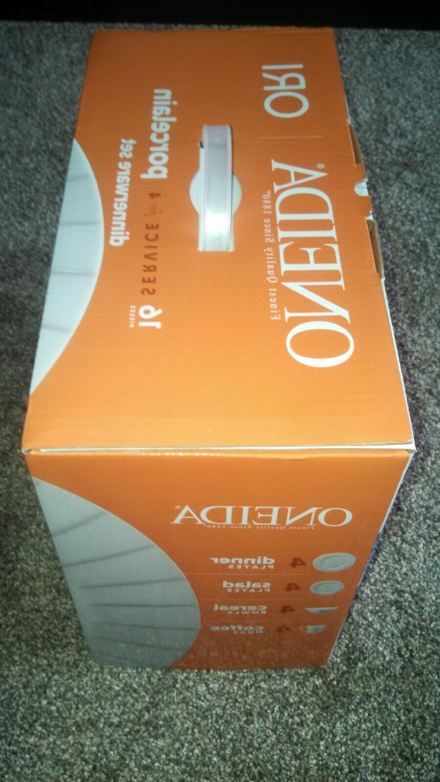Oneida ORI Porcelain for 4