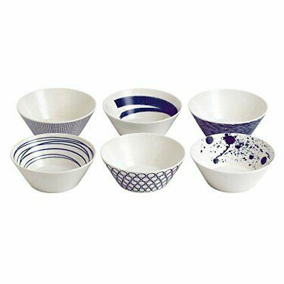 pacific mixed patterns bowls