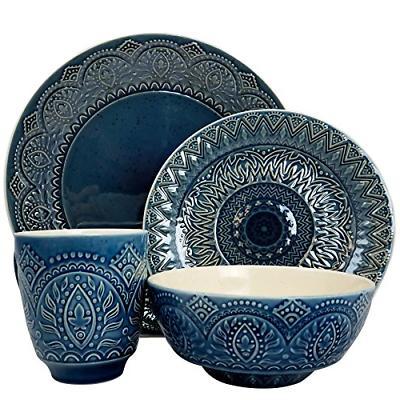 petra stoneware dinnerware set