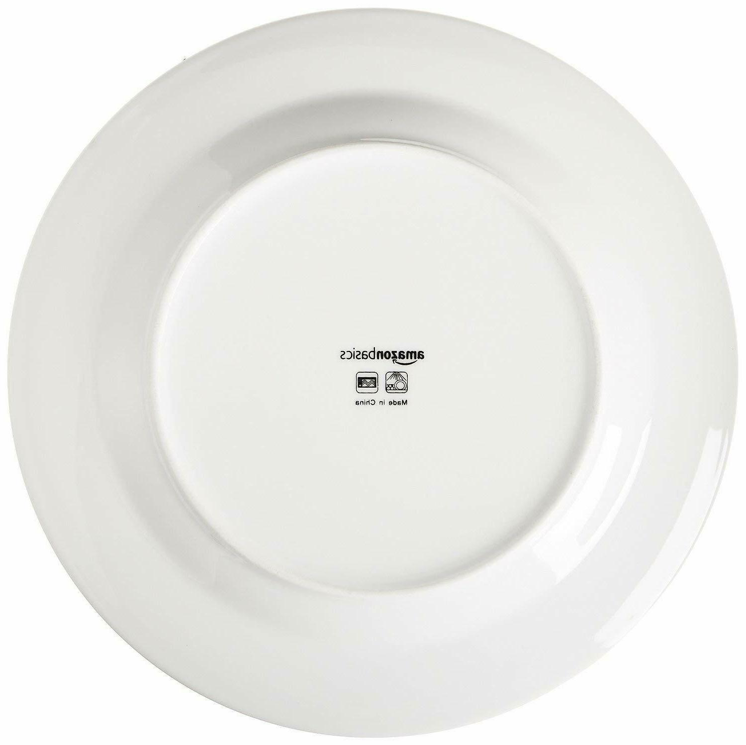 Piece Set 18 Dinnerware Porcelain
