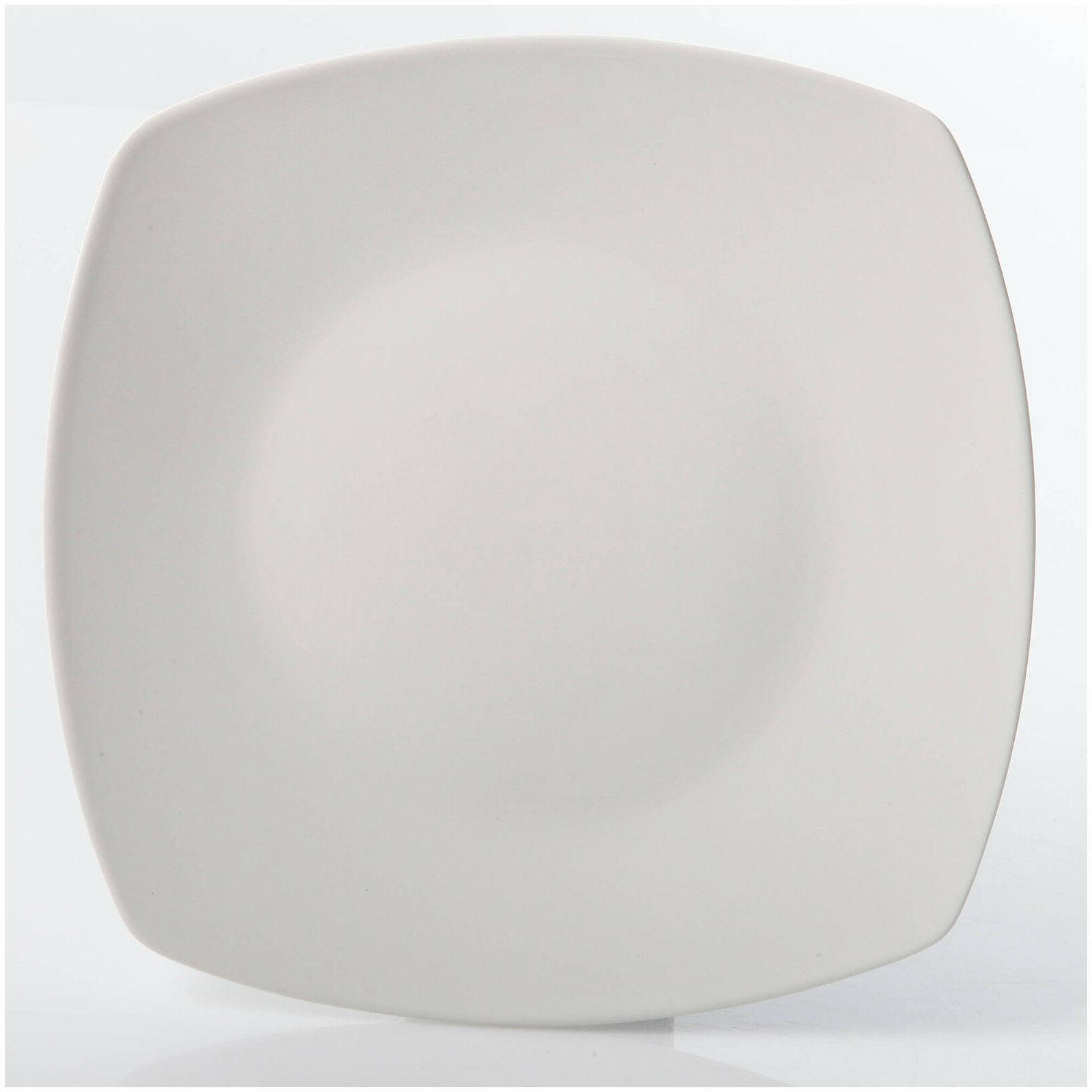 Porcelain Dinnerware Set For 6 Kitchen Plates Bowls Mugs Dishes
