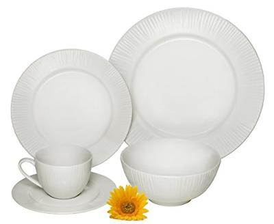 porcelain dinnerware set service