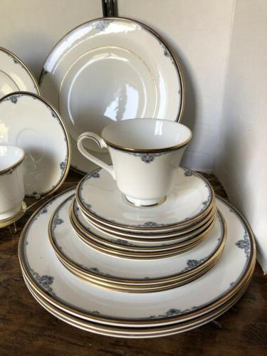 ROYAL DOULTON PC PLACE SETTING MADE IN