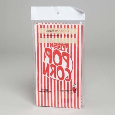 printed popcorn bags case home