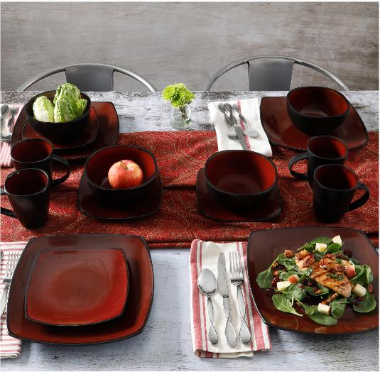 Quality Gibson Lounge Square Dinnerware