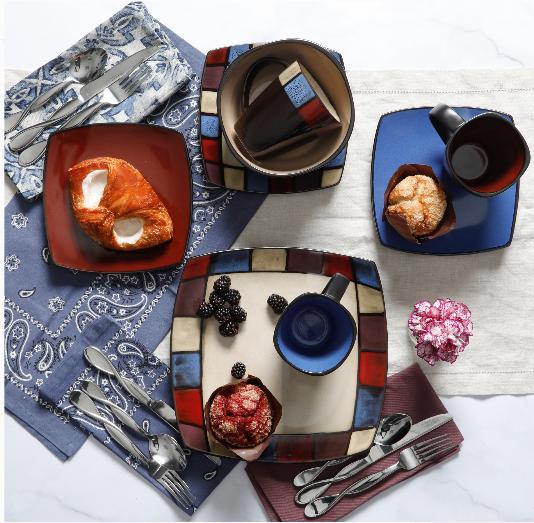 Quality Home Lounge Dinnerware Set