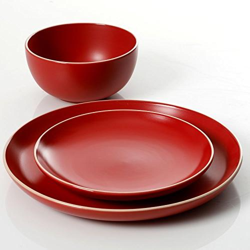 Gibson Home Piece Red
