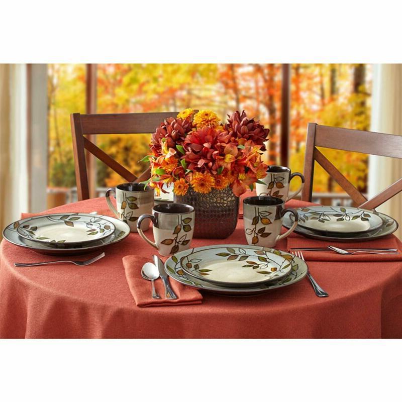 Rustic Dinnerware Set, Assorted
