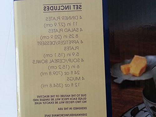 Gourmet Basics By Mikasa Rustic Leaves