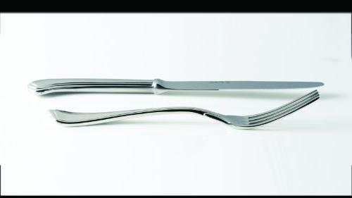 Fortessa Stainless Flatware, 5 Piece Service