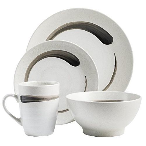 selby dinnerware set cream 14633522