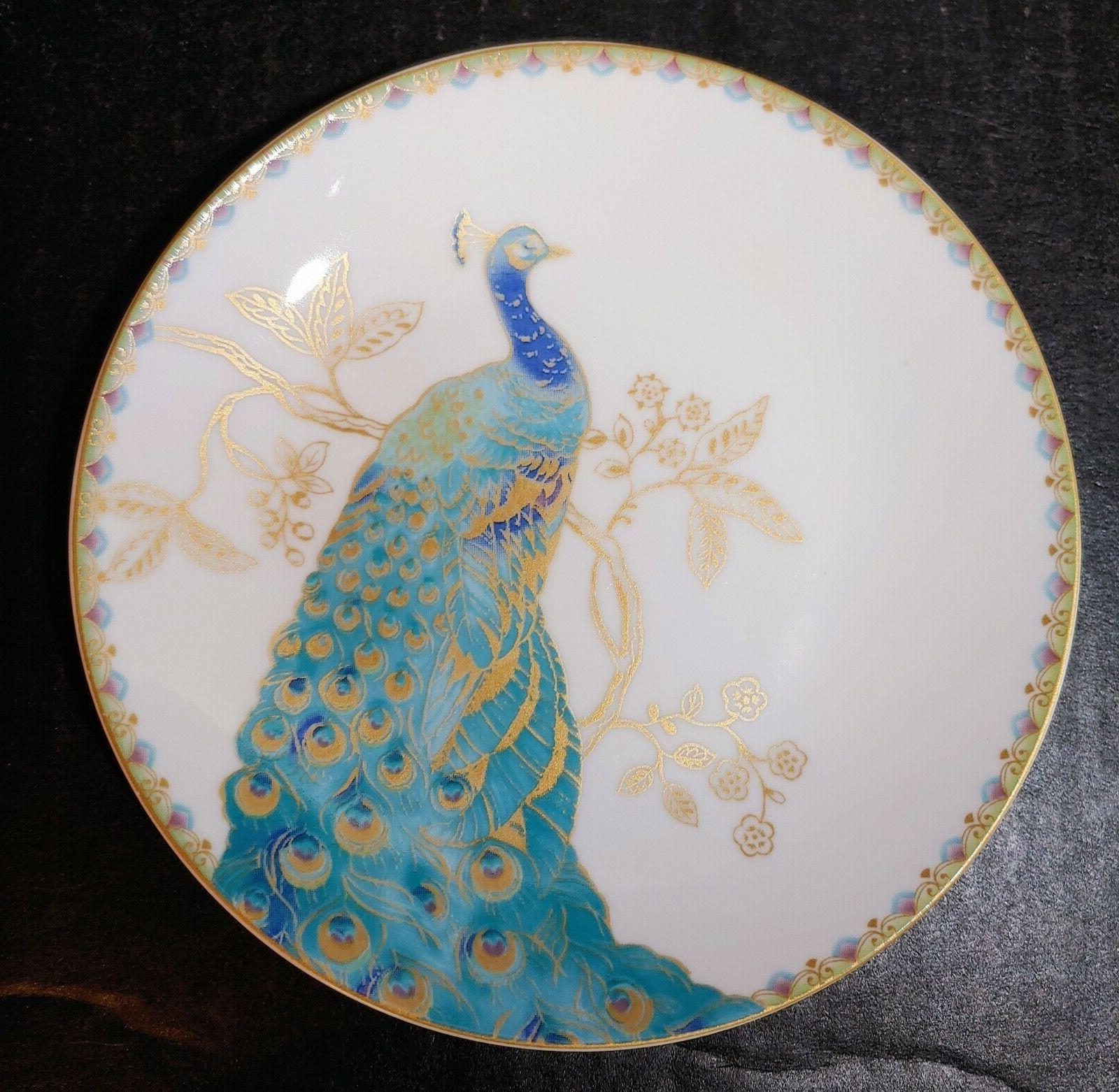 Set of 4 Fifth China 6 Bread