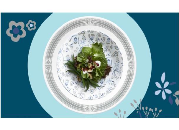 Corelle Praire Dinnerware Set 16-Piece,
