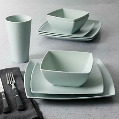 Organic Pc Set - Dinner Set Marble