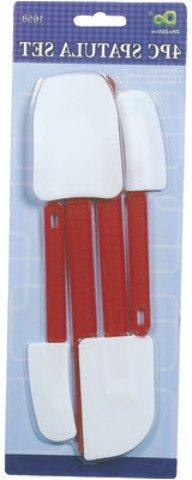 Spatula Set 4 piece Case Pack 12 Home Kitchen Furniture Deco