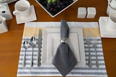 Square Banquet 45-Piece Dinnerware Set