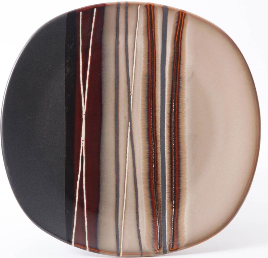 Square Dinnerware 8 Kitchen Plates Bowls Dishes New