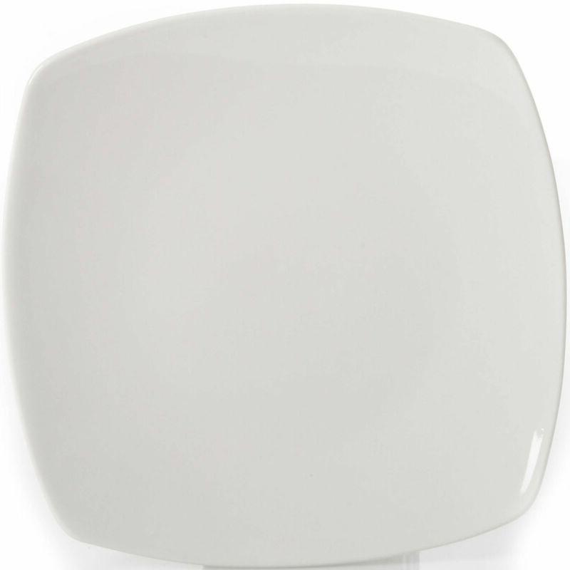Square Ceramic Everyday 12 Bowls Set