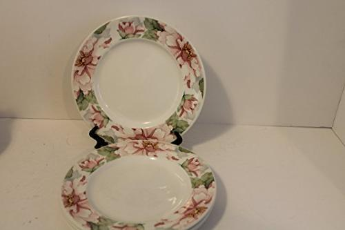 Johnson Brothers Pattern Dinner Plates~Salad Soup/Cereal BONUS 12""