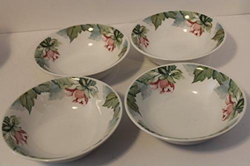 Johnson Pattern SET/20 Plates~Salad Bowls~Cups~Saucers~ BONUS