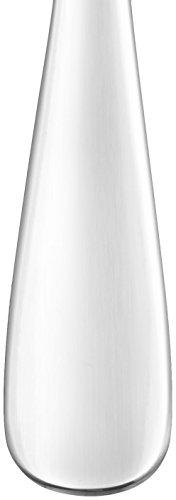 AmazonBasics 20-Piece Stainless Steel Flatware with Edge, Service for
