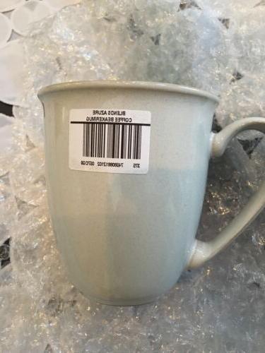 denby stoneware set England 4 Piece azure