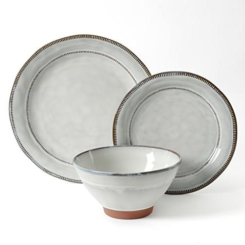 Gibson Piece Dinnerware Set,