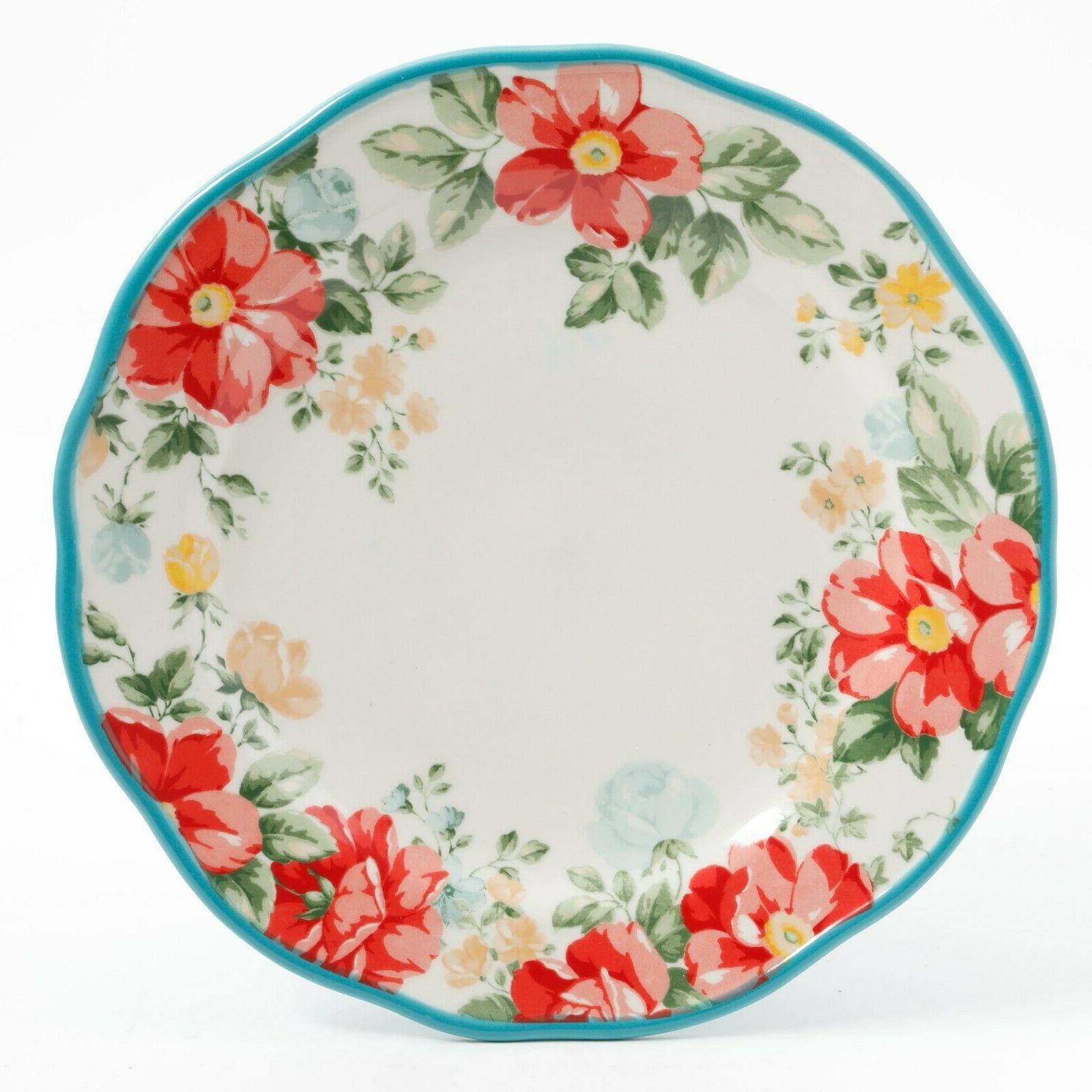 The Pioneer Woman Ruffle Floral Dinnerware 20