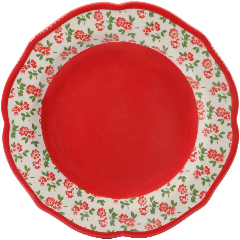 Vintage Mix Pioneer Woman 12-Piece Dinnerware