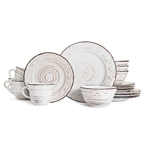 Pfaltzgraff 16-Piece Dinnerware Set, Service for