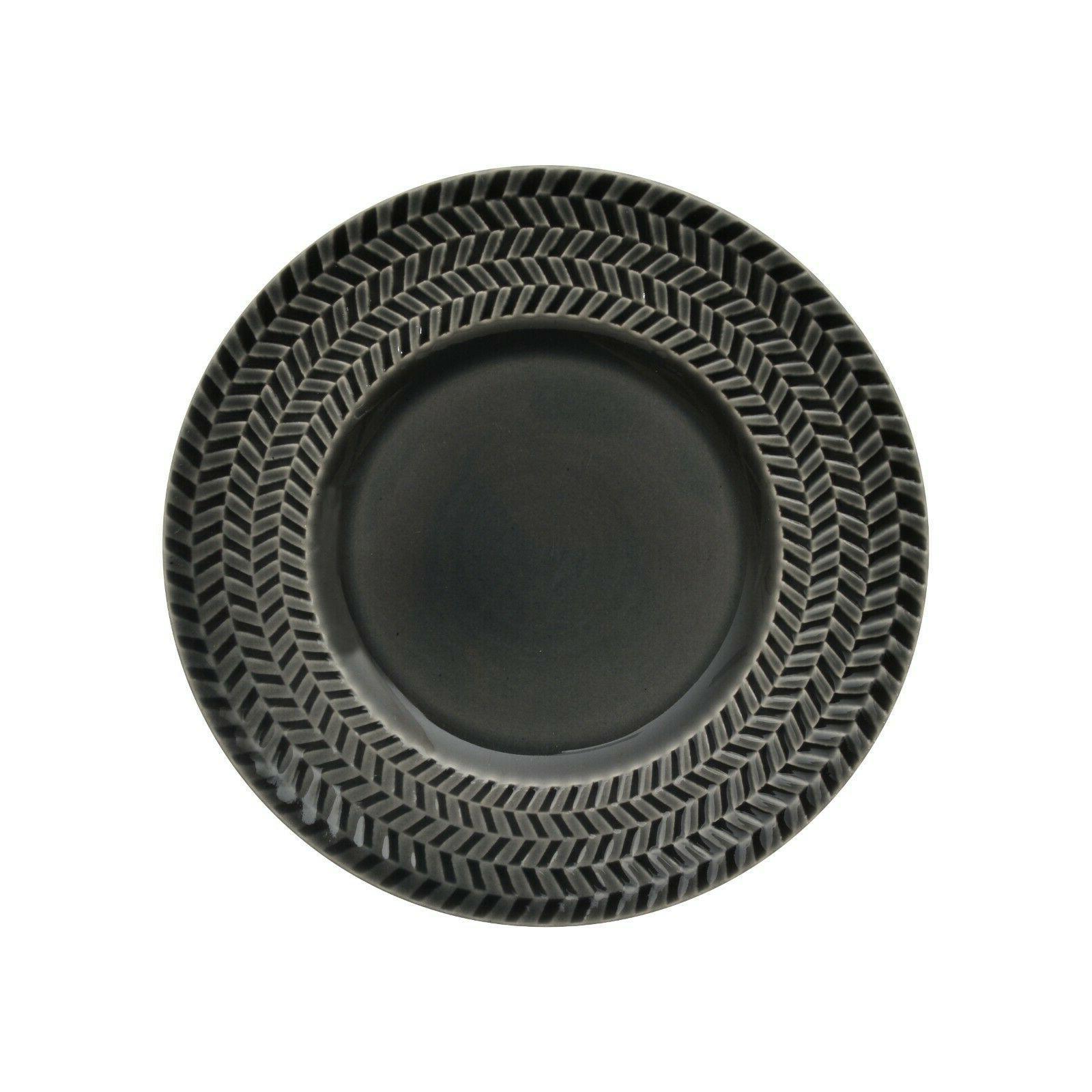 Sango Tweed 16 Piece Glaze Stoneware
