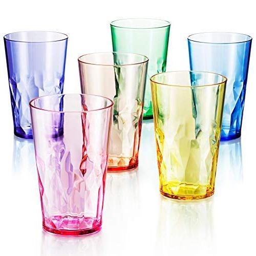 19 oz Premium Drinking - Set of - Plastic in Japan