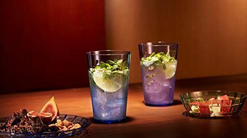 19 Unbreakable Drinking Glasses of - Plastic - BPA Free in Japan