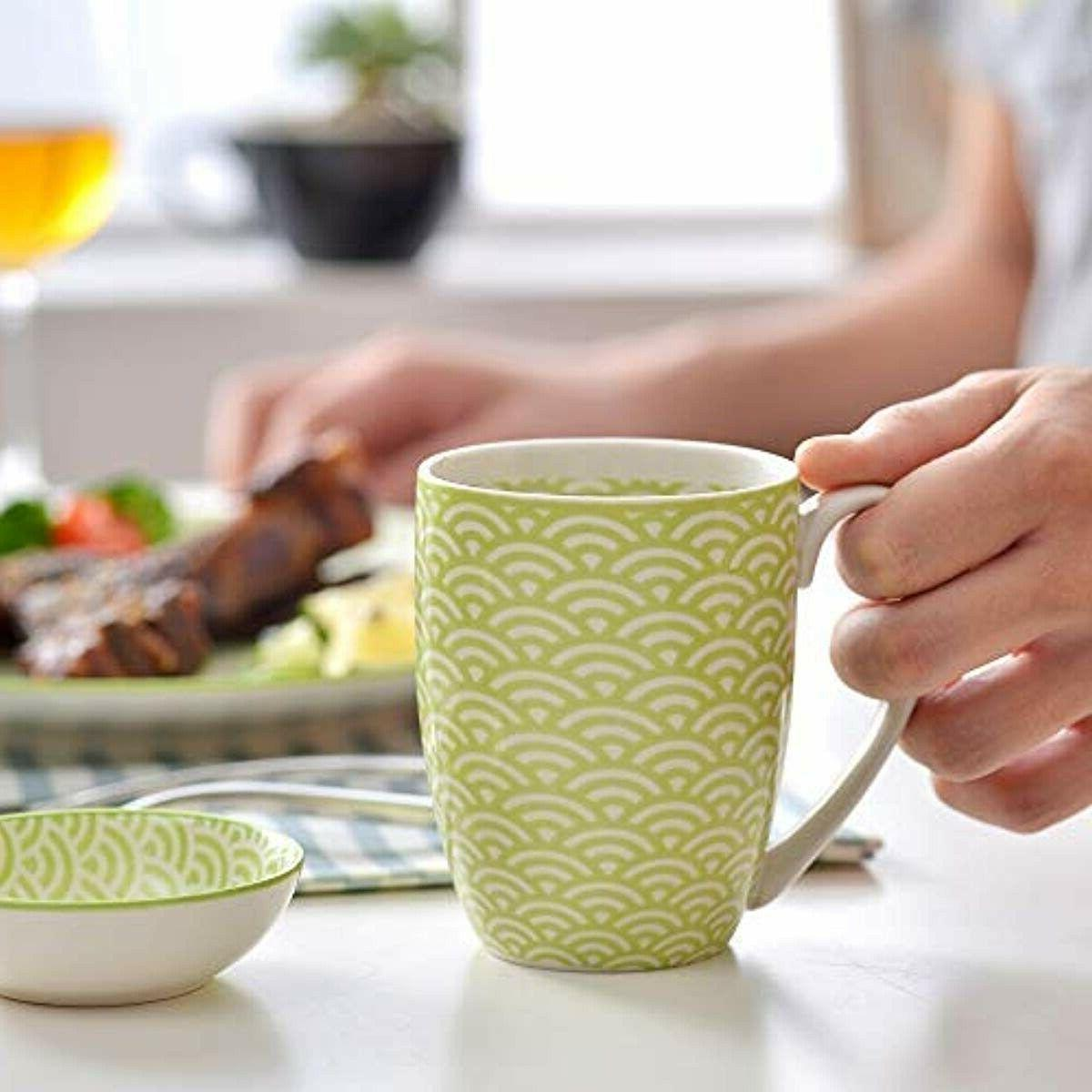 VANCASSO 16 Dinnerware Four Patterms