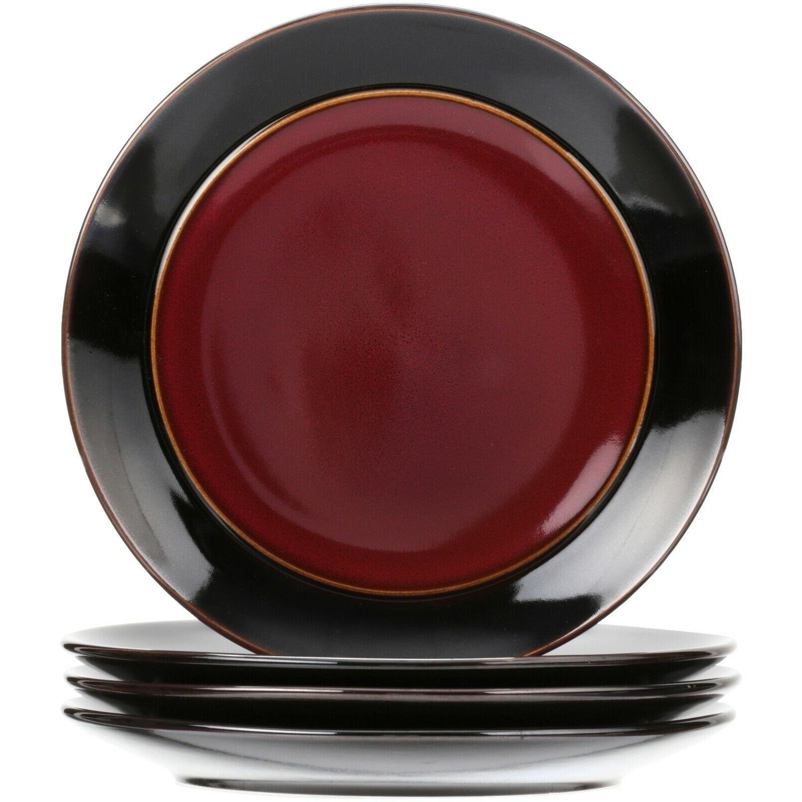Gibson Studio 16-Piece Dinnerware Set,