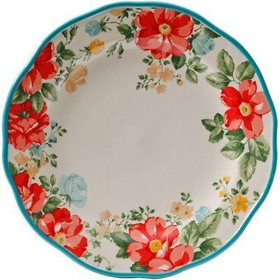 The Pioneer Floral Dinnerware W